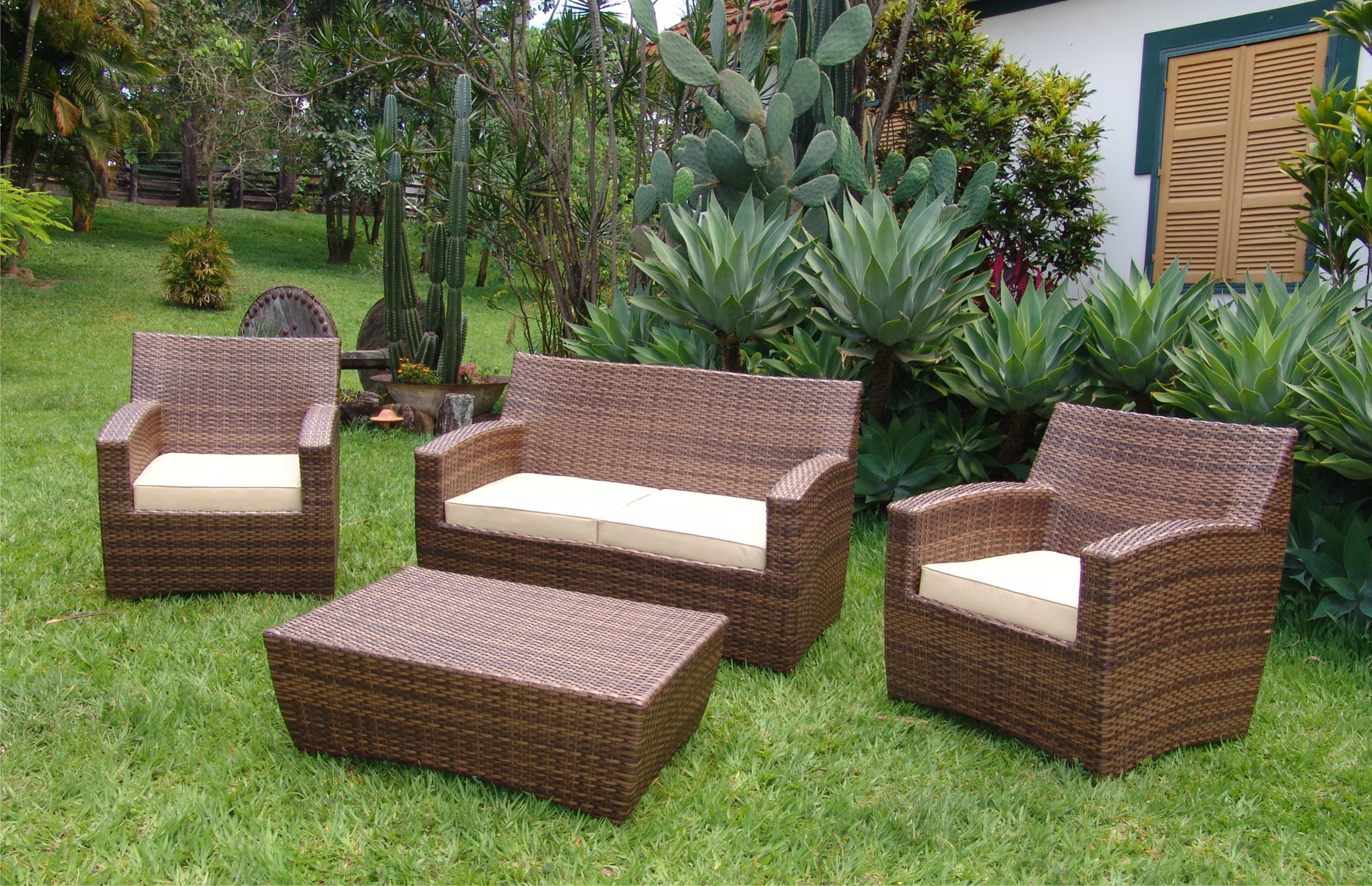 Fabricantes de móveis para área externa