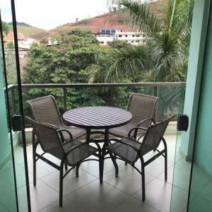 Móveis externos para varanda