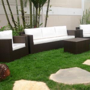 Móveis para jardim onde comprar